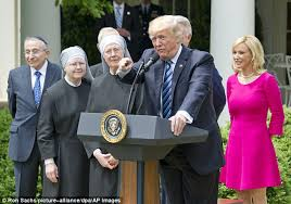 Donald Trump Birth Control Plan Trump White House To Roll Back Birth Control Coverage Daily Mail