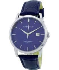 <b>Romanson TL7A11RMW</b>(<b>BL</b>) Купить <b>мужские</b> наручные <b>часы</b> с ...