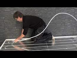flooré golvvärme instruktionfilm you