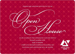 New Office Opening Invitation Wordings Letter