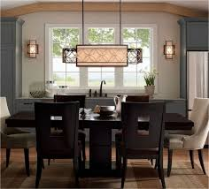 dining room tuscan chestnut stain finish black simple metal chair white high gloss table brown leather