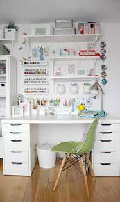 the absolute best ikea craft room ideas