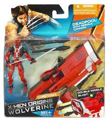 Xmen orgins wolverine toys