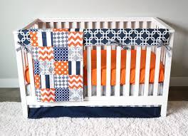 marvelous blue nursery bedding 12 orange navy jpg v 1504821533 home
