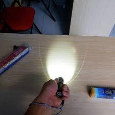 Combo Đèn pin siêu sáng sạc USB nhỏ gọn Nhật Bản + Giá gắn đèn pin xe đạp –  Hàng nhập khẩu