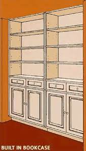 how to build a recessed wall unit