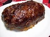 secret ingredient  bbq meatloaf
