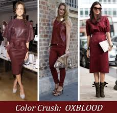 what color is oxblood.  Oxblood Color Crush Oxblood On What Is H