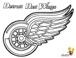Small Picture Hockey Coloring Pages Nhl Cecilymae