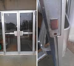 commercial door weather stripping. user submitted photos of commercial door hardware. weather stripping