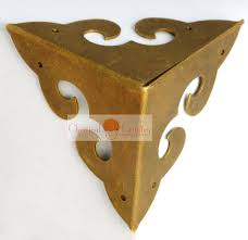 brass and metal furniture. 4 corners chinese furniture hardware brass for cabinet trunk jewelry box chest iland and metal