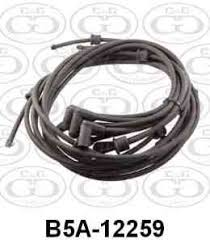 ford ignition car and truck list cg ford parts spark plug wire sets