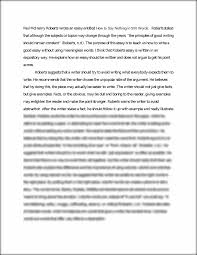 engwk journal paraphrase paul mchenry roberts wrote an essay  this preview has intentionally blurred sections sign up to view the full version