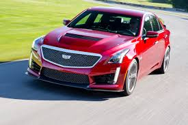 The 200 MPH CTS-V Is The Fastest Cadillac Ever - Maxim