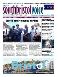 South Bristol Voice August 2016 By South Bristol Voice Issuu
