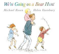 We're Going on a Bear Hunt: 1 (CBH Children / Picture Books) : Rosen,  Michael, Oxenbury, Helen: Amazon.co.uk: Books