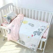 cloud bedding set set cotton baby bedding set elephant cloud pattern baby cloud island bedding set