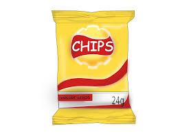 bag of potato chips clipart. Unique Clipart Png Freeuse Stock Bag Of Potato Chips Clipart Big Image Throughout Of Potato Chips Clipart O