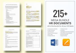 136 Free Hr Forms Word Pdf Excel Google Docs Free