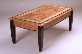 cherry end tables. Custom Made Figured Cherry Coffee Table End Tables