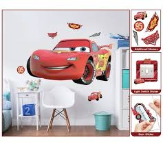 disney cars room decor uk. bring the magic of disney to their room with this large sticker kit! a unique alternative bedroom accessories, pack contains cars wall decor uk
