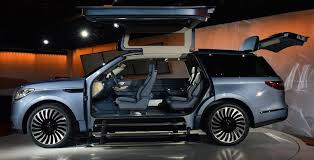 2018 lincoln navigator price. unique 2018 2018 lincoln navigator concept side view 2 for lincoln navigator price