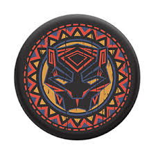Black Panther PopSockets Grip