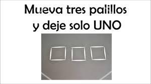 Resultado de imagen de JUEGO CON PALILLOS