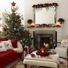 Xmas Decoration For Living Room Living Room Beautiful Christmas Decorations Ideas For Living