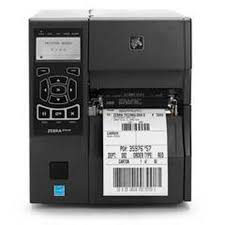 <b>Zebra ZT410</b> Label Printer (203 dpi) Cutter, Catch Tray - <b>ZT41042</b> ...
