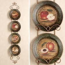 Plates Wall Decor Three Star Porcelain Decorative Wall Plates Set Of 4 Beautiful