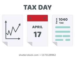 Stimulus Tax Refund Chart