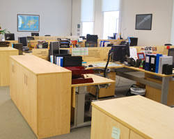 office space organization. Office Organizing Service Improved The Design Of These Business Workspaces Space Organization