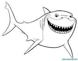 Free Finding Nemo Coloring Pages Google Search Coloring Pages