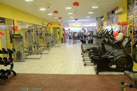 world gym pune image