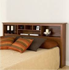Beautiful Bed Headboard With Shelves 41 With Additional Headboard Brackets  With Bed Headboard With Shelves