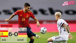 ไฮไลท์ฟุตบอลเมื่อคืน 2019/20 สเปนล่าสุด 6 - 0 วันนี้ล่าสุด🔥 17/11/2020 -  YouTube