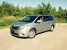 On the Road: Toyota Sienna XLE - The Ellsworth AmericanThe ...