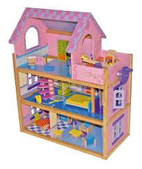 Casa delle bambole rosa legler