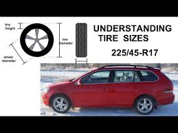 Car Tire Height Chart Tire Size Conversion Chart Understating Correct Tire Sizes