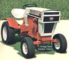 used simplicity garden tractors for vintage