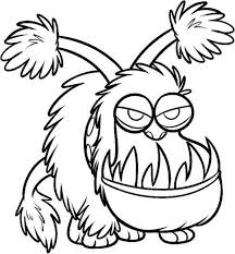 Small Picture Print Kyle Despicable Me Coloring Page Or Download Kyle Despicable