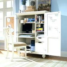 home office armoire. Armoires: Home Office Armoire Corner Desk Gorgeous Inspiration Modest Decoration Intended For