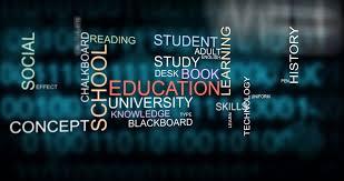 online internet digital skill development and school education online internet digital skill development and school education learning word typography motion background videoblocks