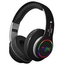 <b>Bilikay VJ033 Portable</b> Folding LED HiFi Wireless Headset ...
