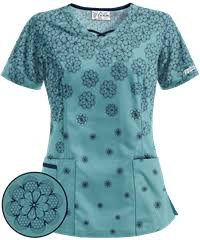 Scrub Top Patterns Interesting Print Scrub Tops For Women Large Selection And Discount Pricing At UA