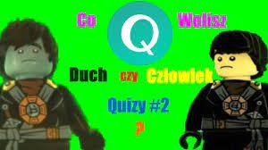 Lego Ninjago Quiz #2 | Co wolę i Do kogo pasuję z Ninjago? - YouTube