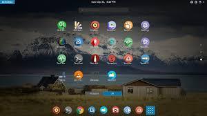 Condimenta Tu Escritorio Gnu Linux Con El Tema De Iconos