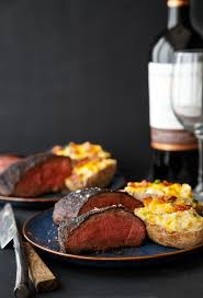 romantic steak dinner for two. Unique Steak Cocoa Rubbed Filets Dinner For Two Valentines Day On Romantic Steak Dinner For Two I
