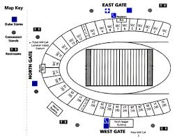 Duke Blue Devils 2008 Football Schedule